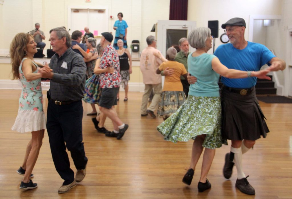 Old-Time Dancing for All Ages