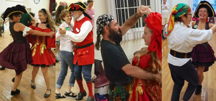 Sept 21: 'Talk Like A Pirate' with Tom Greene & Wind That Shakes The Barley