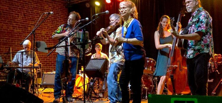 Nov 10: Cajun Zydeco Swing with Gumbo Limbo