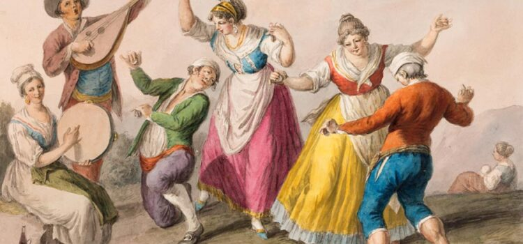 July 5: Zoom contra dance & waltz with JoLaine