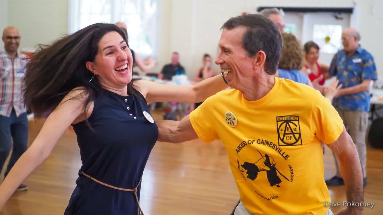 Insane Fun Contra Dancing